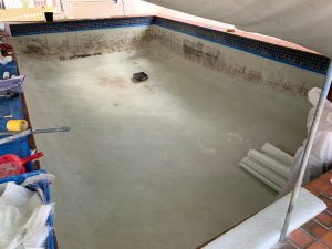 concrete swimming pool restoration Townsville